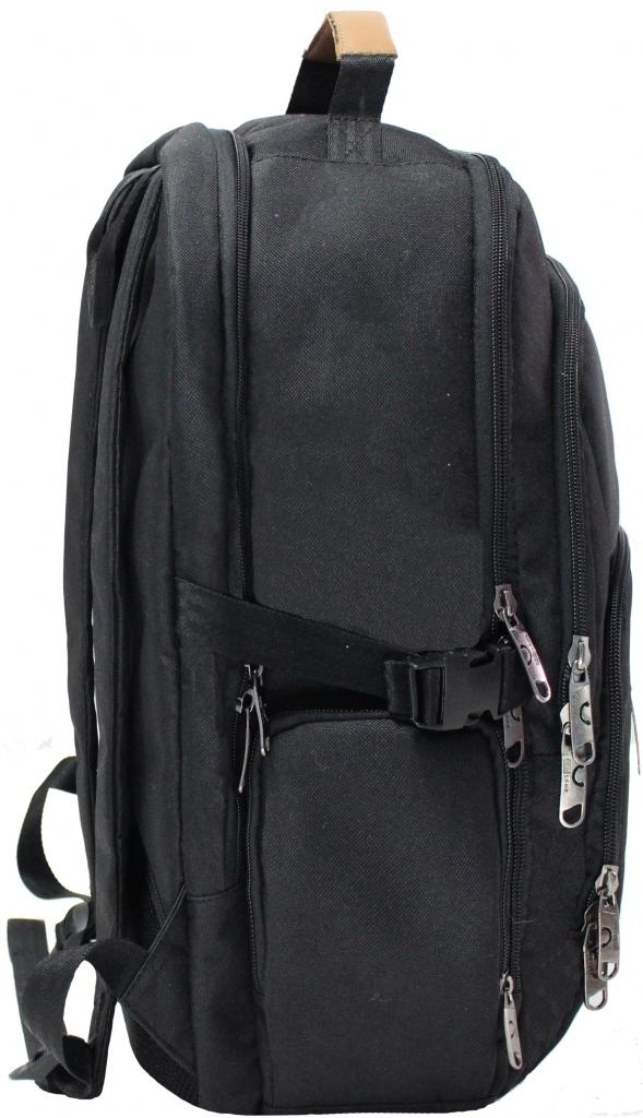 Рюкзак для ноутбука Bagland Гриффит 33 л. Чёрный (0011166)
