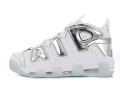 Nike Air More Uptempo 96 'White Chrome'