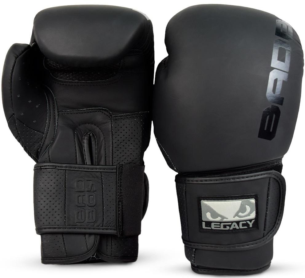 Перчатки Перчатки для бокса Bad Boy Legacy Prime Boxing Gloves Black/Black 1.jpg
