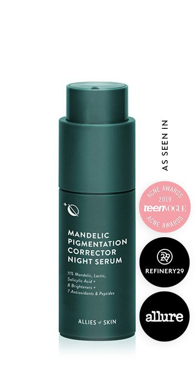 Сыворотка от пигментации Allies of Skin Mandelic Pigmentation Corrector Night Serum 30 ml
