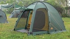 Купить лучшую кемпинговую палатку Alexika Minnesota 4 Luxe Alu недорого, со скидками.