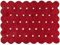 Ковер Lorena Canals Bisсuit Red (120 х 160)
