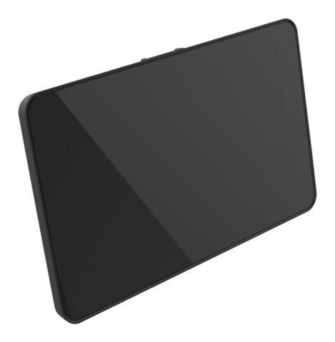 "Корпус для официального дисплея 7"" для Raspberry Pi 4B"