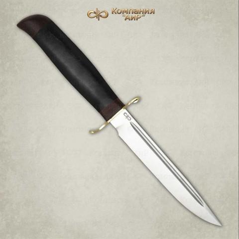 Нож Финка-2 Вача, граб, 95х18