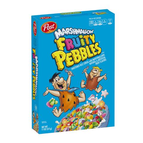 Сухой завтрак Fruity Pebbles Marshmallow