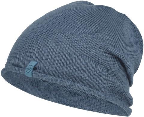 Вязаная шапка Buff Hat Knitted Lekey Ensign Blue фото 1