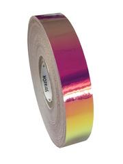 Купить лазерную обмотку для обруча розовую Pink 3D Lazer