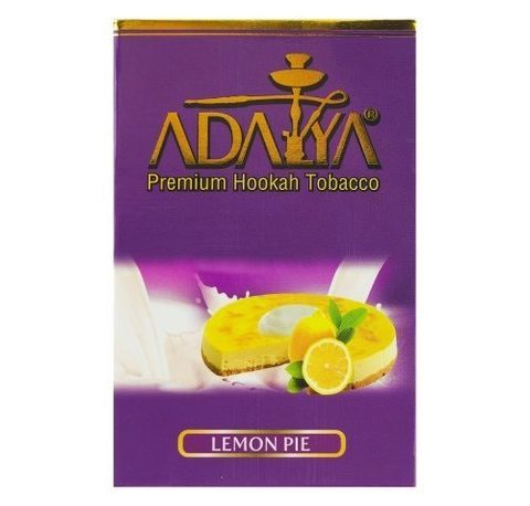 Табак Adalya Lemon Pie (Лимонный Пирог) 50 г
