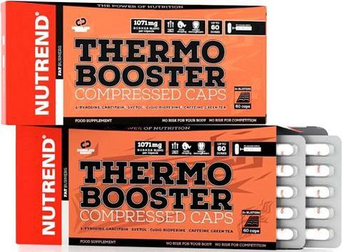 Жиросжигатель Nutrend Thermobooster Compressed