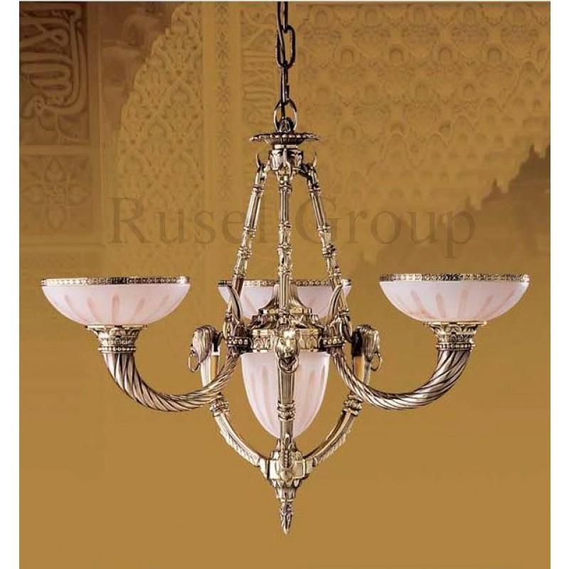 Люстра Creval Alhambra 725A