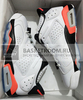 Air Jordan 6 Low 'White Infrared' (Фото в живую)