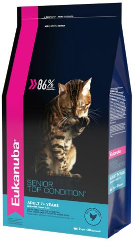 Eukanuba Корм для пожилых кошек, Eukanuba Cat CAT SENIOR, с домашней птицей 875e5f30-73e9-11e5-80d6-00155d298300.jpg