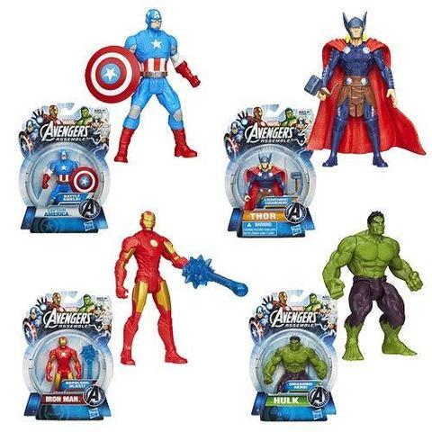 The Avengers All Stars Series 01