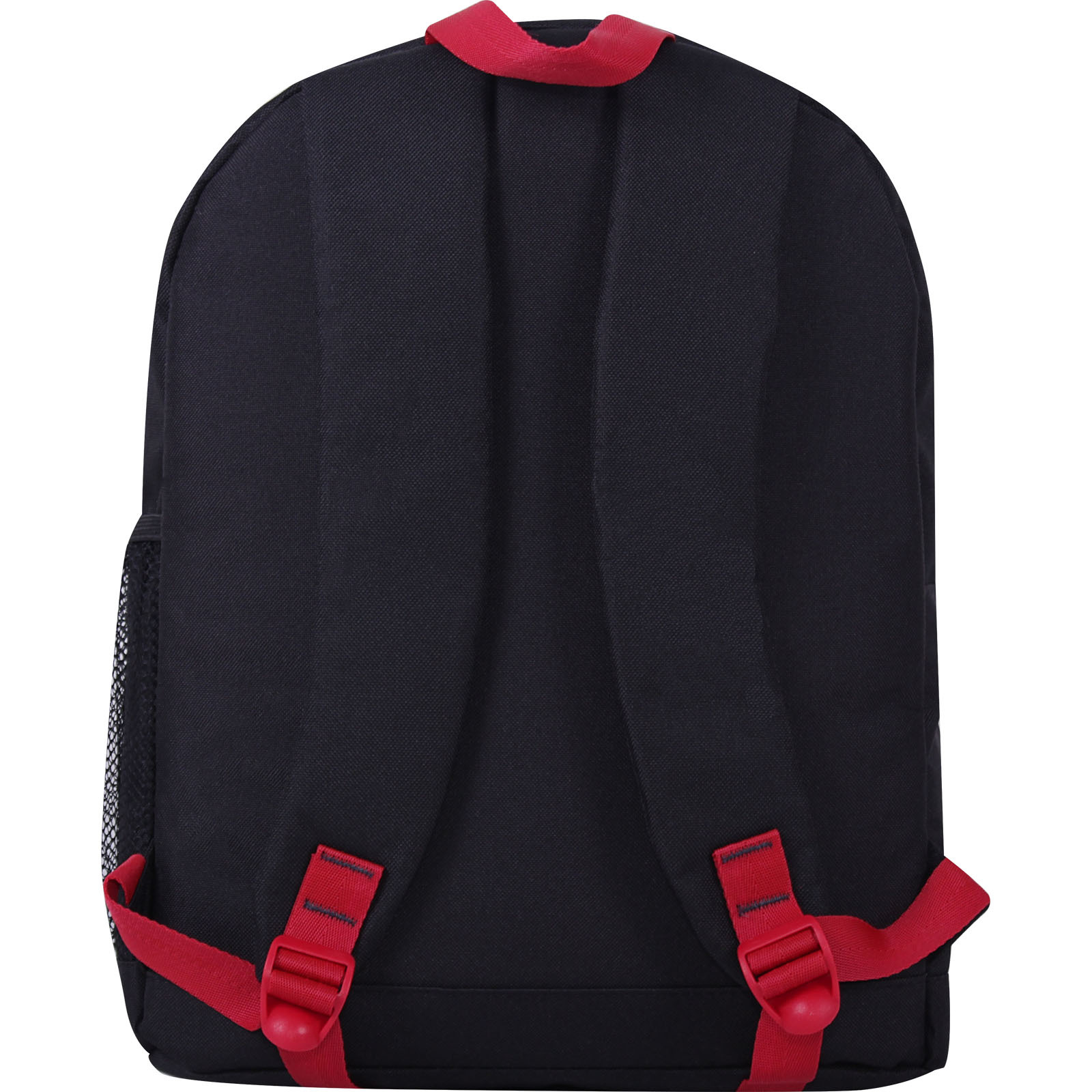 Рюкзак Bagland Молодежный W/R 17 л. Чёрный 768 (00533662) фото 4