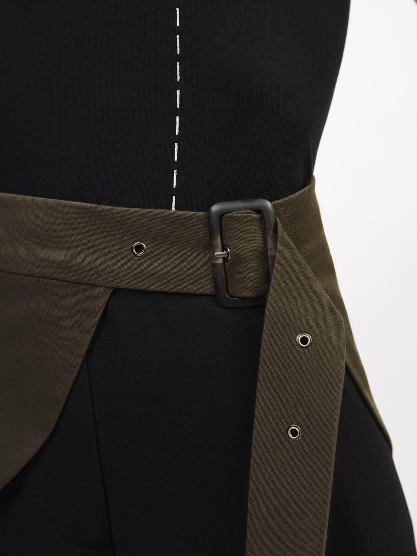 Баска с карманом