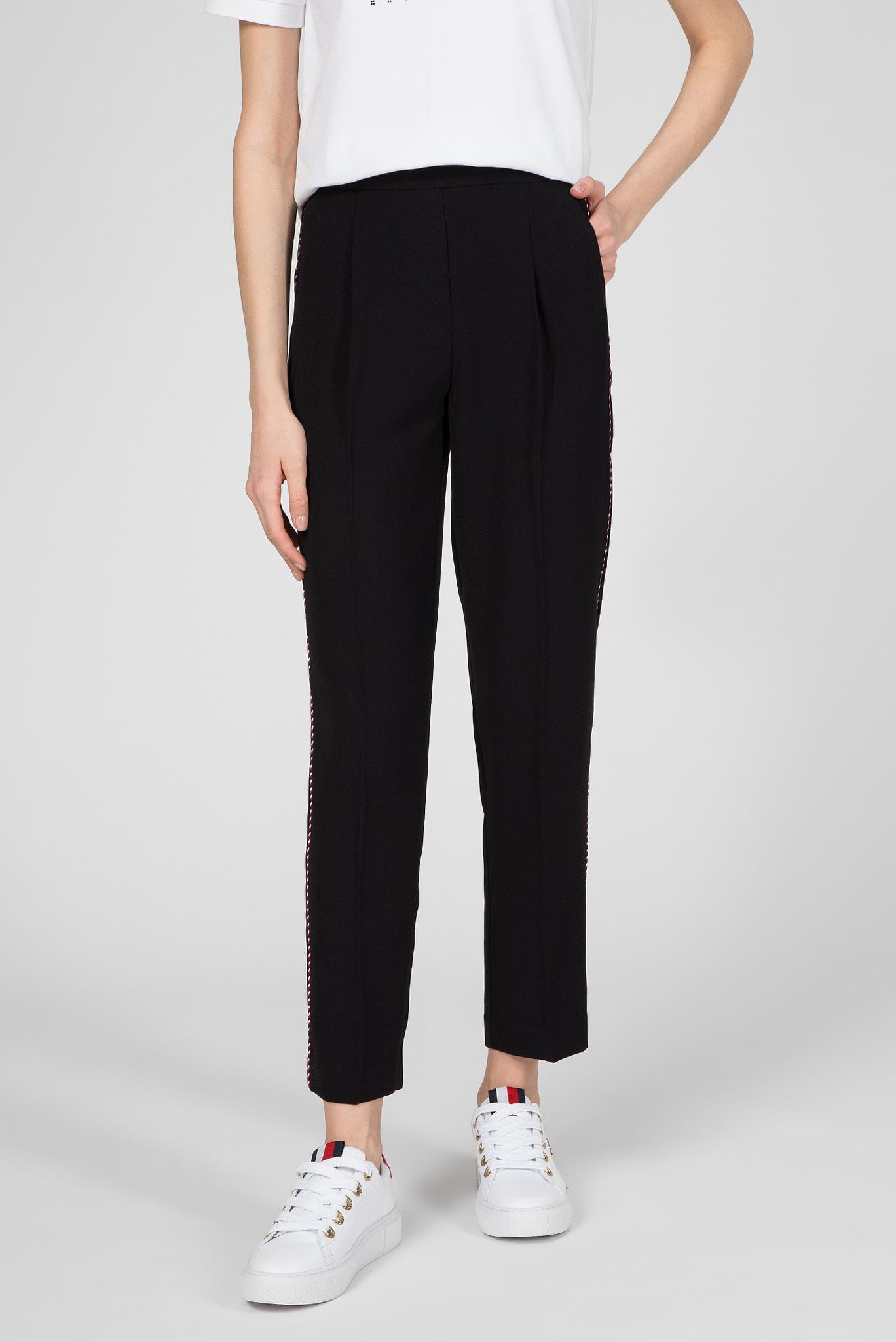 Женские черные брюки TATTIANA PULL ON Tommy Hilfiger