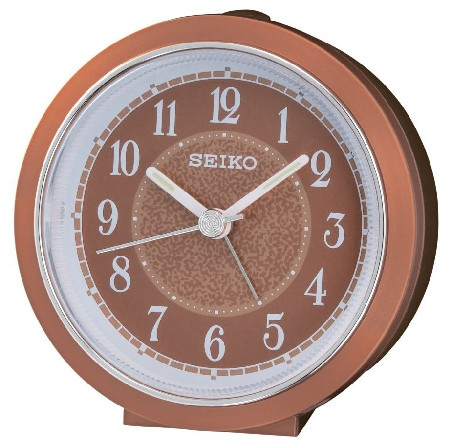 Настольные часы-будильник Seiko QHE111FN
