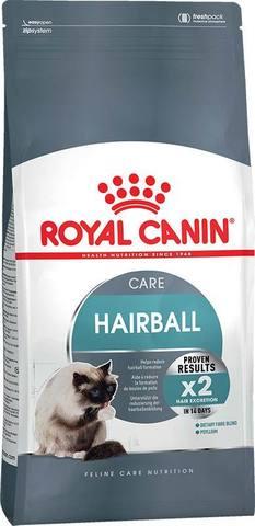 10 кг. ROYAL CANIN Сухой корм для кошек для профилактики образования волосяных комочков в ЖКТ Hairball Care