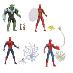 Spider-Man Ultimate Spider-Man All Stars Wave 03