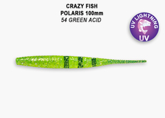 Силикон CRAZY FISH POLARIS 4