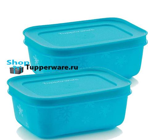 охлаждающий лоток 450мл -2шт Tupperware