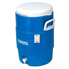 Изотермический пластиковый контейнер Igloo 10 Gal blue
