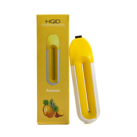Одноразовая электронная сигарета HQD ROSY Pineapple (Ананас) 1 шт