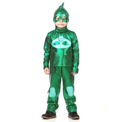 Костюм  карнавальный детский Герой в зеленом