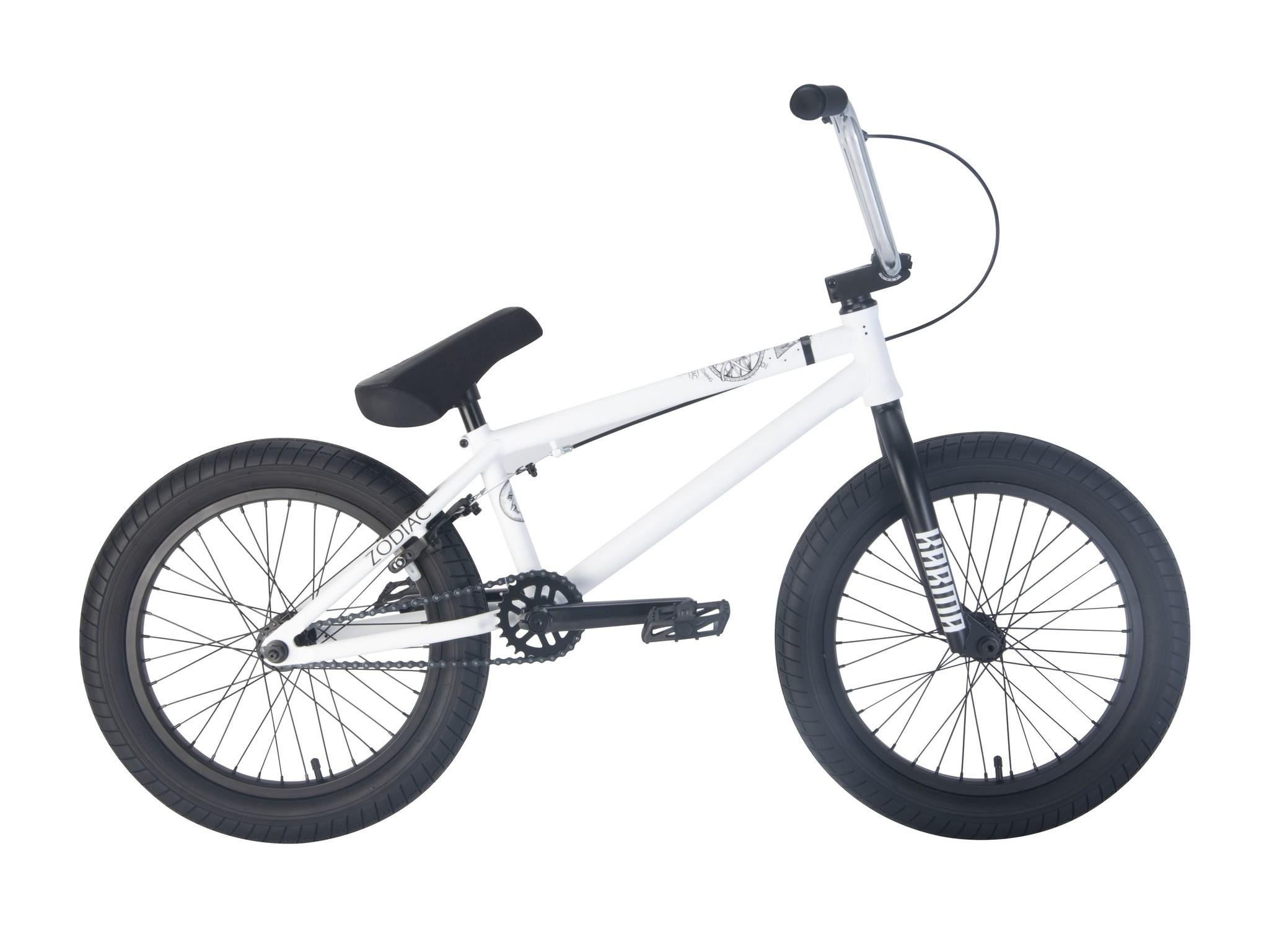 """BMX Велосипед Karma Zodiac LT 18"""" (белый)"""
