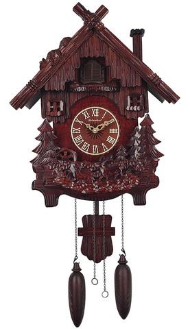 Часы с кукушкой Columbus СQ-016