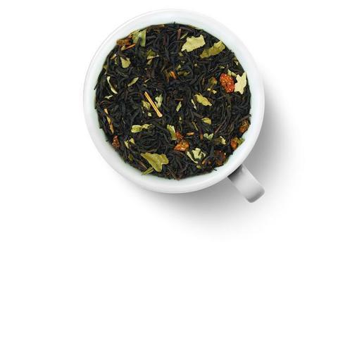 Земляничный десерт Чай Gutenberg черный ароматизированный