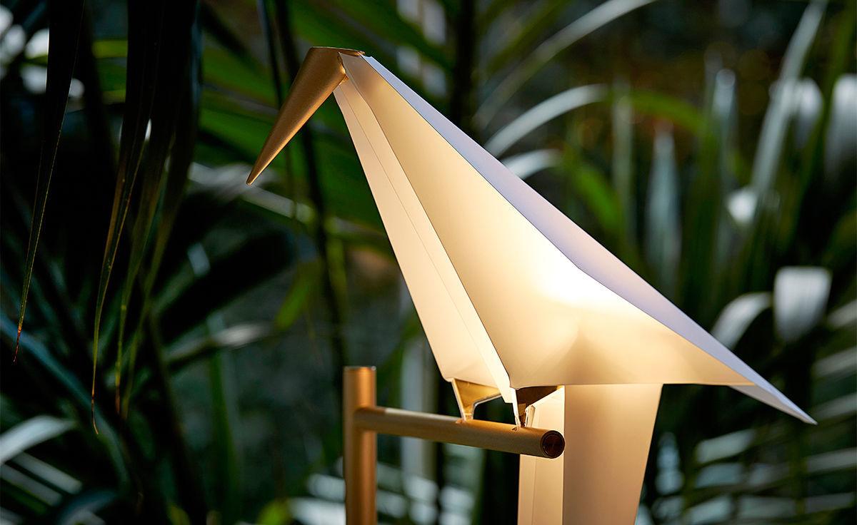 Напольный светильник копия PERCH by Moooi