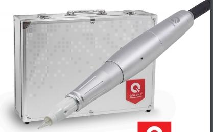 Тату-набор роторная машинка для перманентного макияжа QOLORA SHUTTLE PRO 1