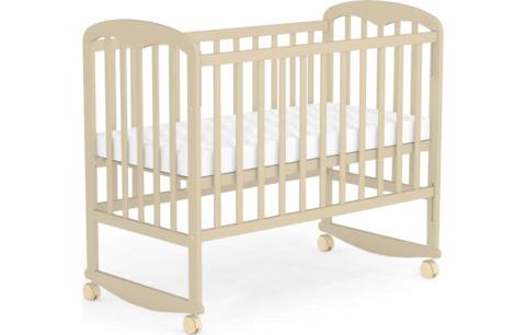 Кровать детская Фея 323 бежевый