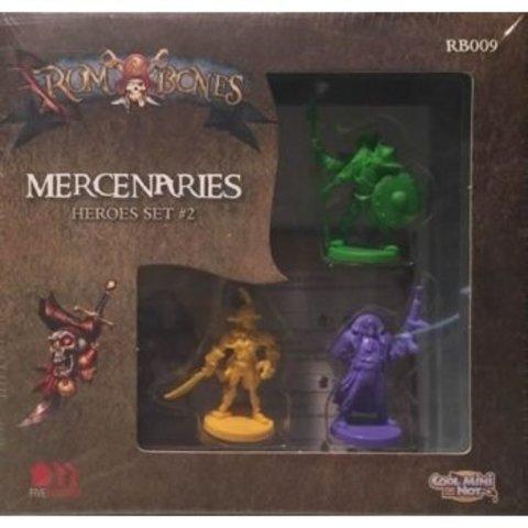 Mercenary Hero Set # 2