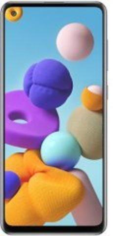 Смартфон Samsung Galaxy A21s 32GB Black (EAC) (SM-A217F/DSN)