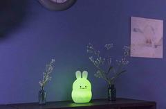 Rombica LED Rabbit на фоне
