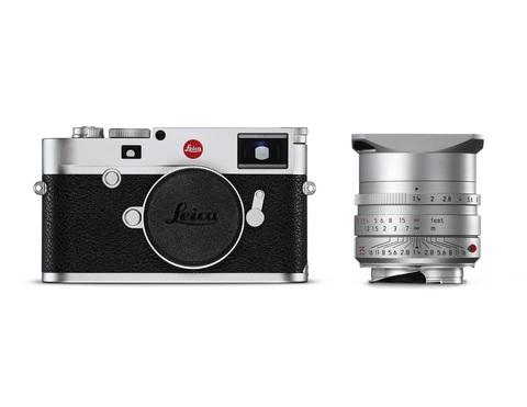 Leica M10 kit Summilux-M 35mm f/1.4 ASPH Silver