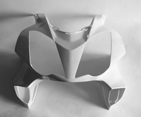 Передний обтекатель для Honda VFR 800 2003>