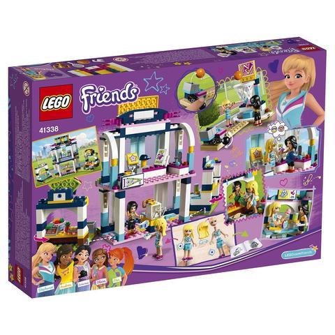LEGO Friends: Спортивная арена для Стефани 41338 — Stephanie's Sports Arena — Лего Френдз Друзья Подружки