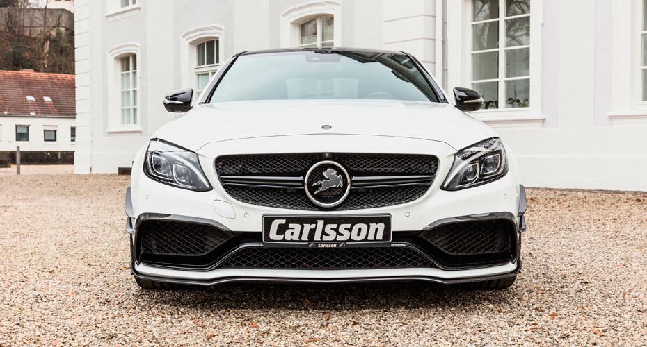Обвес Carlsson для Mercedes C63 W205
