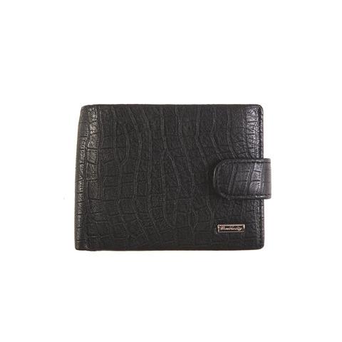 Компактное портмоне из натуральной кожи с RFID-зажитой Dublecity 079-DC31-04A