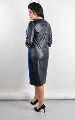 Гала. Святкова сукня великого розміру. Електрик.
