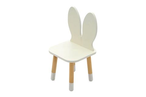 Cтул «Stumpa» зайчик белый