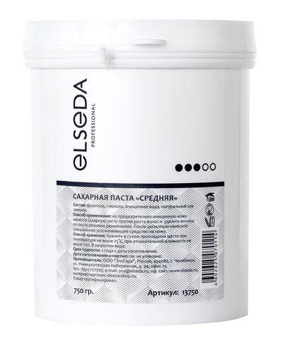 ELSEDA Сахарная паста средняя 750 гр. цена мастера 850 руб