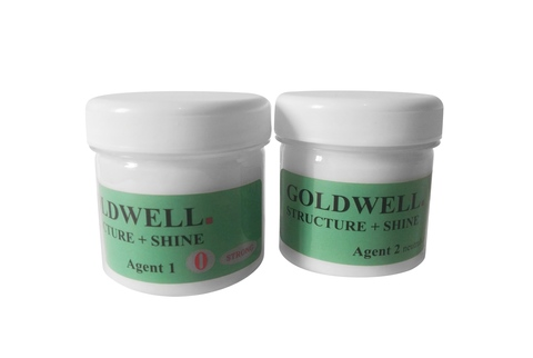 Мини набор Goldwell Structure+Shine Strong 2*120 мл.