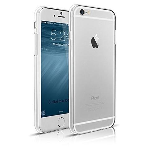 Чехол для iPhone 6/6S | силикон прозрачный