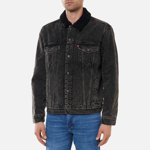 LEVI'S / Куртка джинсовая утепленная