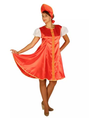 Карнавальный костюм Царевна