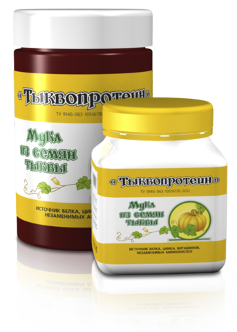 Тыквопротеин, 400 гр. (Лаборатория Фриор)